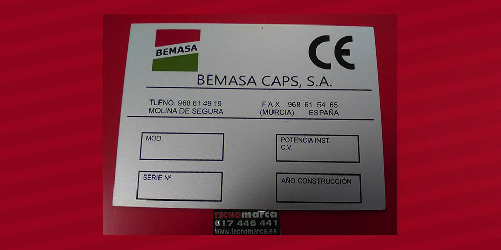 Placa CE_Bemasa