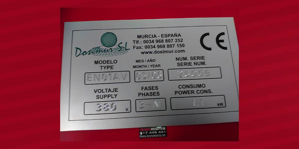 Placa CE_Dosimur