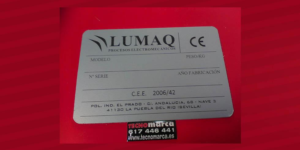 Placa CE_Lumaq