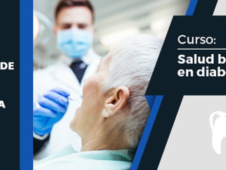 Curso salud bucal en diabetes
