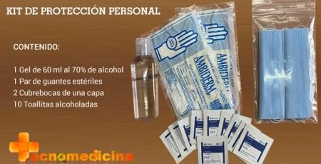Kit de protección personal