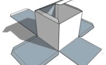 Desarrollos en papel- Diseño