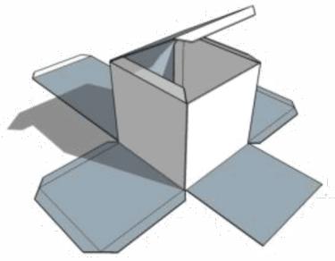 Desarrollos en papel- Diseño, Proyectos