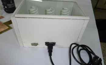Como construir una insoladora casera- Diseño