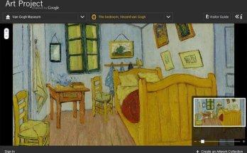 Explora algunos de los museos más importantes del mundo con Art Project de Google- google