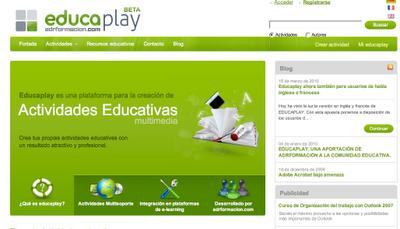 Crea actividades educativas online con Educaplay- PDI, Recursos TIC