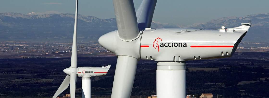 Energía eólica-Aerogeneradores- Electricidad, Energía