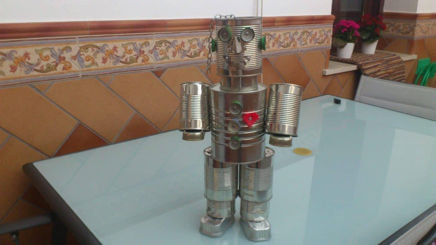 Planta de reciclaje con piezas de Lego- Proyectos, Robótica