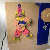 Proyecto de mecanismos muñeco articulado