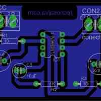 PCB: Creando un plano de masa con Eagle