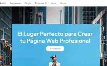 Cómo hacer una página web con WIX: tu guía en 5  pasos- Recursos TIC, Tutoriales