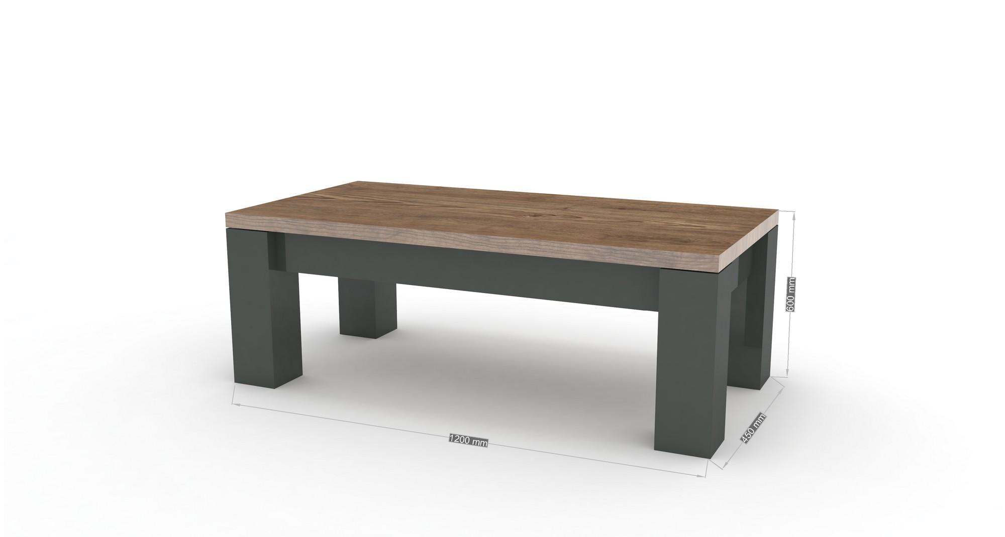 22240646 rectangular coffee table
