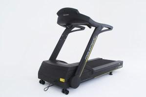 Treadmill RT150 Movement (Frontal). Fitness equipment supplier Tecnosports