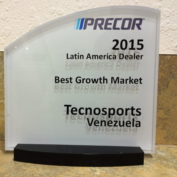 Best Growth Market 2015 TECNOSPORTS