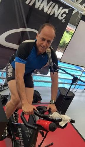 Pedro Plaza Master Trainer Spinning