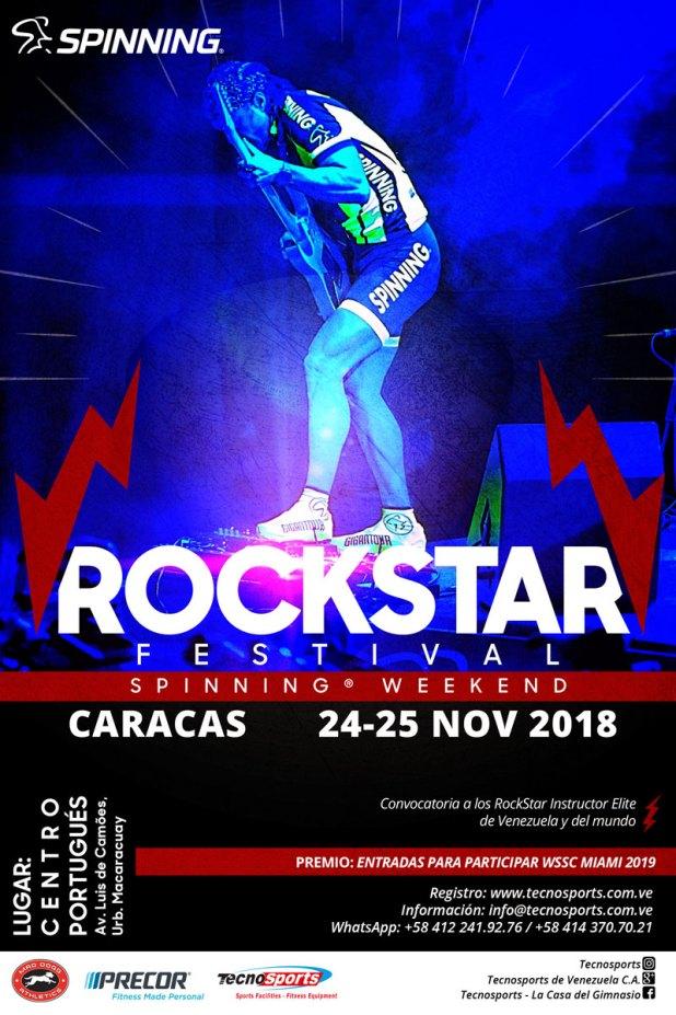 Rockstar Festival Rides Caracas 2018