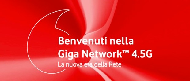 Vodafone Giga Network