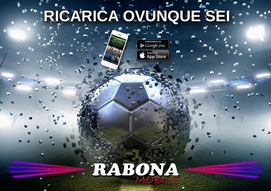 Ricarica APP Rabona Mobile