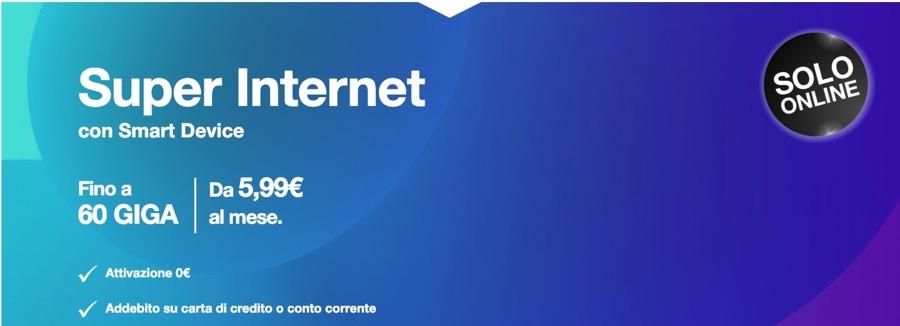 Tre Super Internet