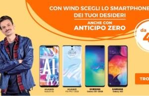 Nuove offerte Wind - Telefono Incluso
