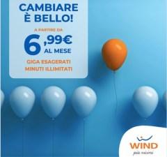 Promo Wind online