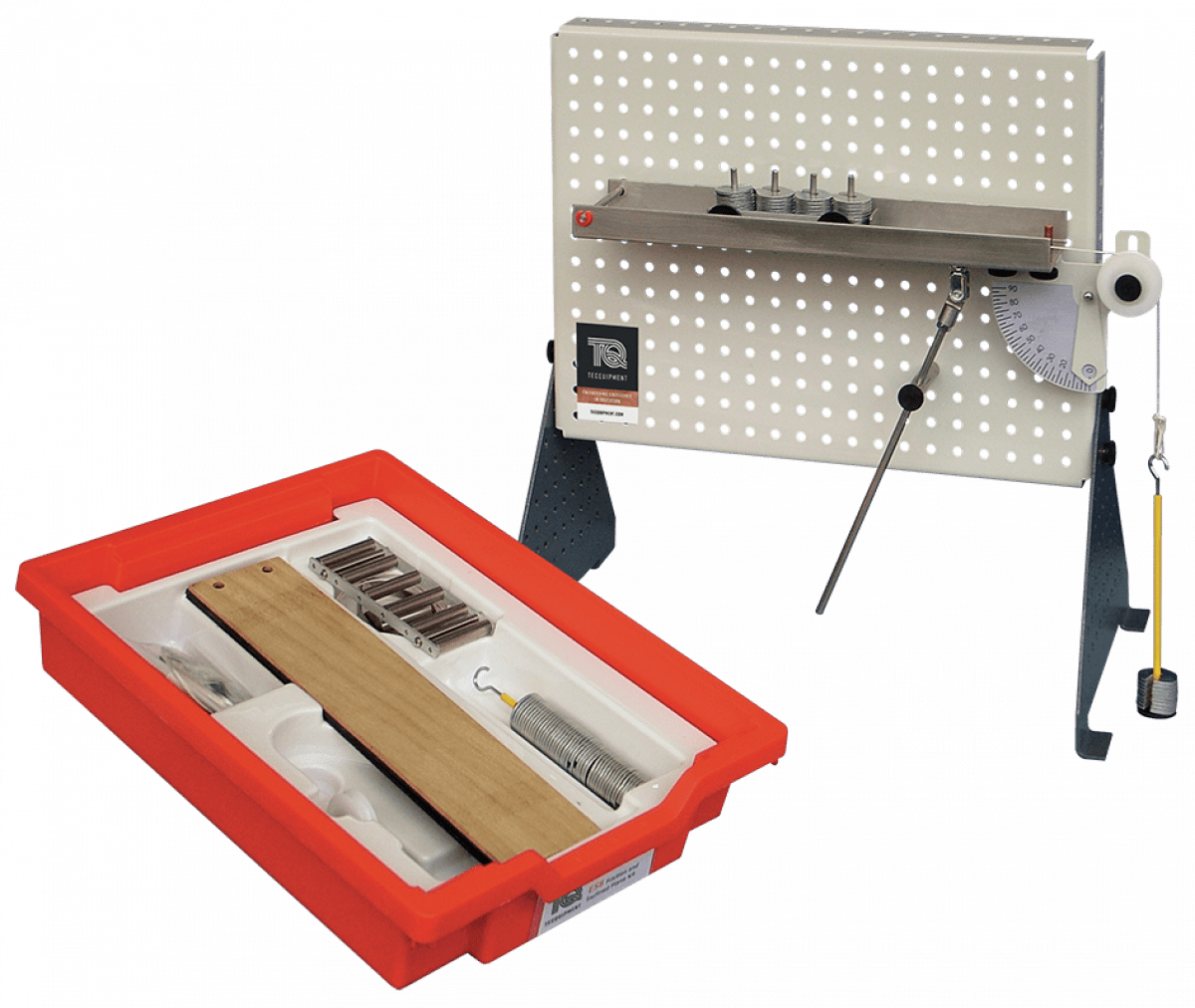 Friction And Inclined Plane Kit