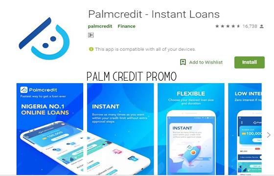 Palm Credit – Palm Credit App | Palm Credit Loan App | Palm Credit Promo
