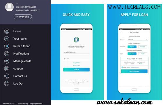 Www.sokoloan.com – Get Quick Loans   How to Apply for Sokoloan