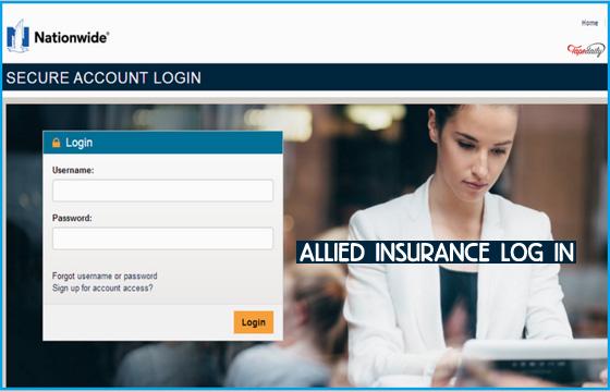 Allied Insurance Log In