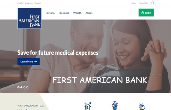 First American Bank – Digital Banking | Online Banking | Loans | IL Bank