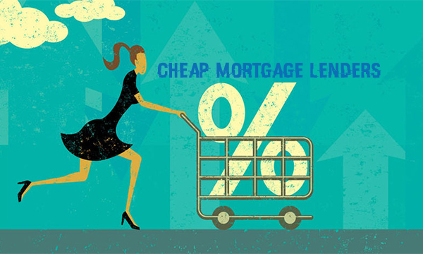 Cheap Mortgage Lenders