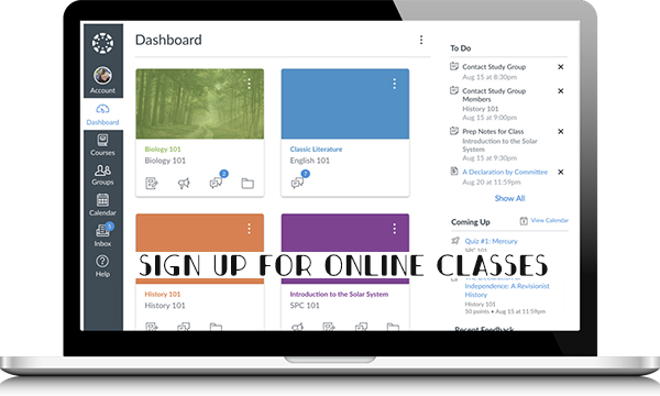 Sign Up for Online Classes – Tips to Help You Sign Up for Online Classes