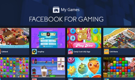 Facebook for Gaming