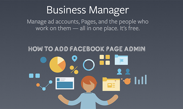 How to Add Facebook Page Admin