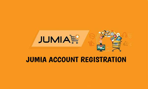 Jumia Account Registration