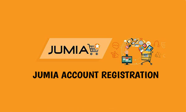 Jumia Account Registration