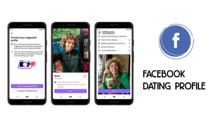 Facebook Dating Profile