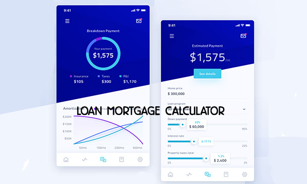 Loan Mortgage Calculator – How to Calculate Mortgage Payments