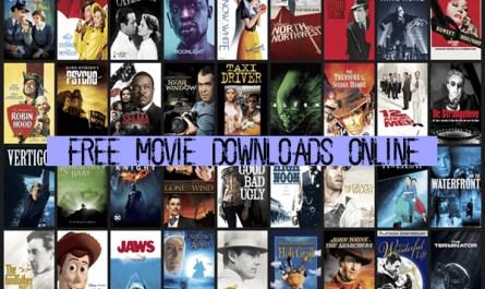 Free Movie Downloads Online