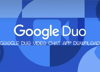Google Duo Video Chat App Download