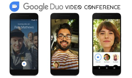 Google Duo Video Conference