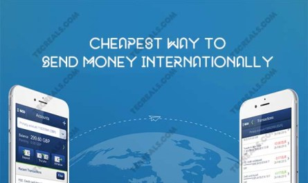 Cheapest Way to Send Money Internationally
