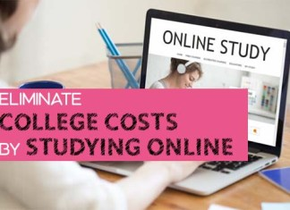 Eliminate College Costs by Studying Online