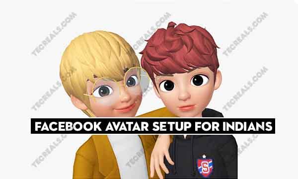 Facebook Avatar Setup for Indians