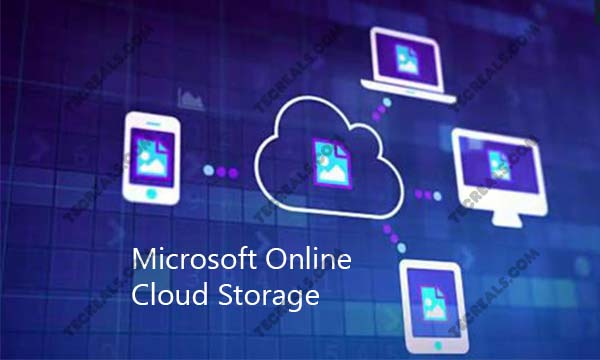 Microsoft Online Cloud Storage – You Never Have to Lose a File Again
