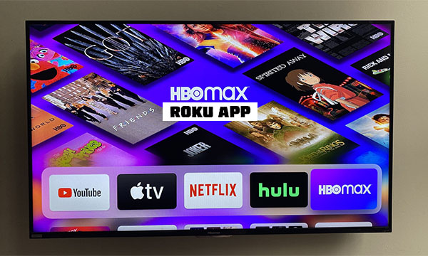 HBO Max Roku App