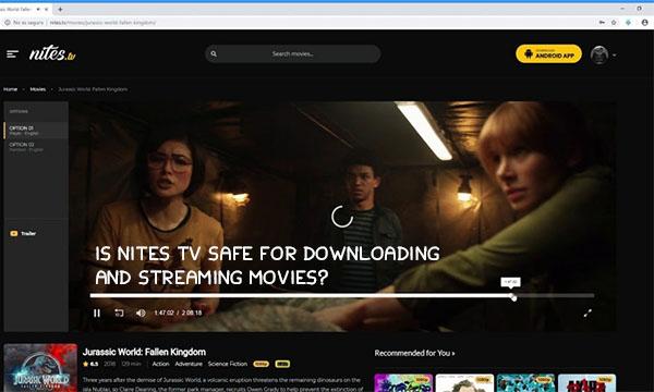 Nites TV Safe