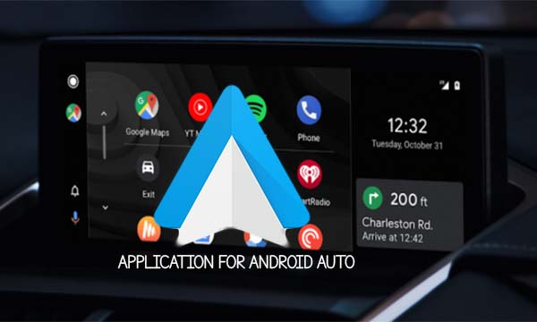 Application for Android Auto