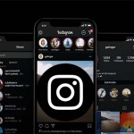 Instagram Dark Mode iOS
