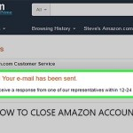 How to Close Amazon Account